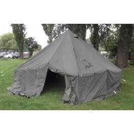 Ex British Army 10 Man Arctic Bell Tent - Lightweight Super Grade