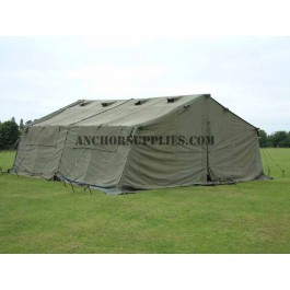 24 x 18 Frame Tent Ex British Army - B Grade