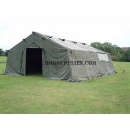 24 x 18 Frame Tent Ex British Army - A Grade