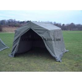 9 x 9 Ex British Army Frame Tent - A Grade