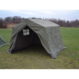 9 x 9 Ex British Army Frame Tent - Unissued