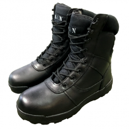 Cadet Patrol Boots - All Leather
