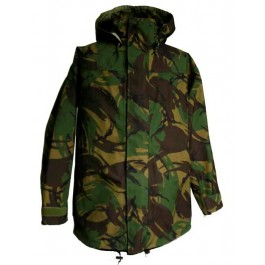 British Army Camouflage Foul Weather Waterproof Jacket