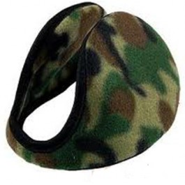 Wrap Around Earmuffs - Camo