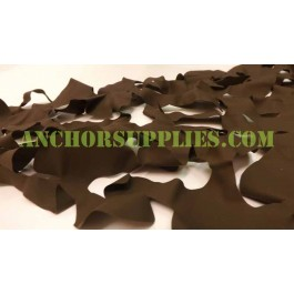 Camouflage Pieces - Brown