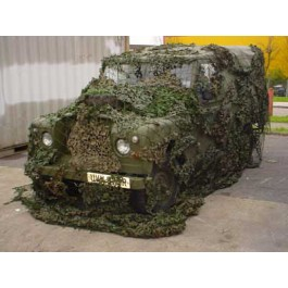 38ft x 38ft (11.5m x 11.5m) Camo Netting  Brand New