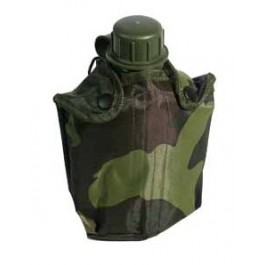 Camouflage Plastic Water Bottle