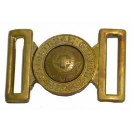 Cold Stream Guards Belt Buckle