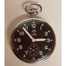 Genuine Ex Royal Marines Pocket Watch