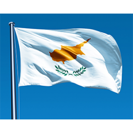 Cyprus National Flag - 12ft x 8ft