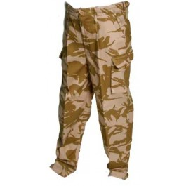 British Army Style Desert Trousers