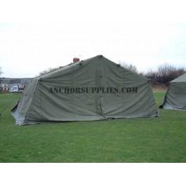 18 x 12 Ex British Army Frame Tent - B Grade