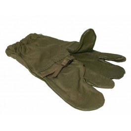 Dutch Army Gun Mitts with Trigger Finger