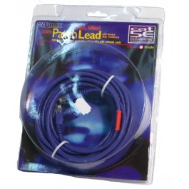 Cross Wired Patch Lead