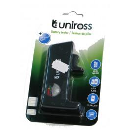 UNIROSS Battery Tester