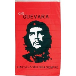 Che Guevara Flag 5ft x 3ft