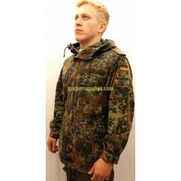 German Army Flecktarn Camouflage Parkas