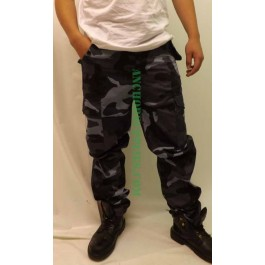 M65 Midnight Blue Camouflage Trousers