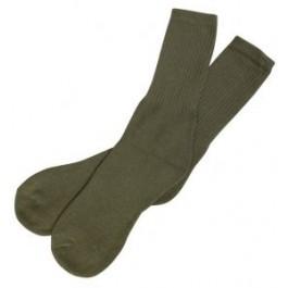 Patrol Socks - Olive Green