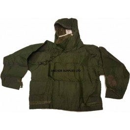 British Army NBC SUIT Vacuum Sealed OLIVE GREEN MK3 / MK3A Small Upto 46''