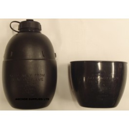 British Army 58 Pattern Waterbottle & Mug