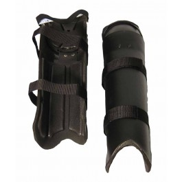 Ex Police Shin and Knee Protection / Armour - Plain