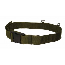 PLCE Webbing Belt - Olive Green