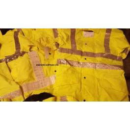 Ex Police Hi Vis Jackets - Qty 10