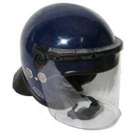 Ex Police Riot Helmets