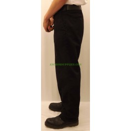 Genuine Mens Ex Police Seamed Trousers - A&B grade 5 Pairs BUNDLE DEAL
