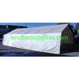 British Army Sun Screen Cover Only - 36ft x 33ft