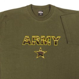 US Army Style T-Shirt