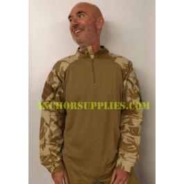 British Army UBACS Under Body Armour Combat Shirt