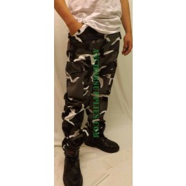M65 Style Urban Camouflage Trousers