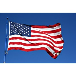 United States Of America National Flag - 18ft x 9ft