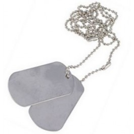 DOG TAGS - US STYLE