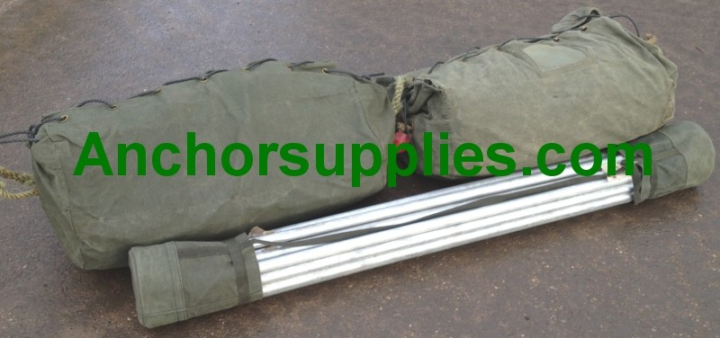 12x12 Ex British Army Catering Frame Tent (AKA 15x12) A Grade