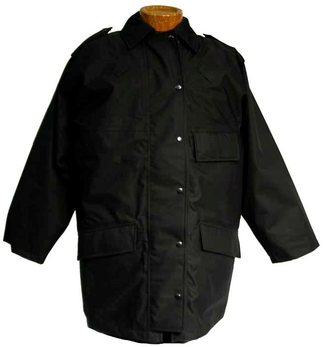 Genuine Police Goretex Jacket - Black