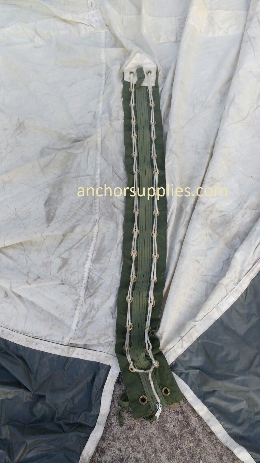 Ex British Army 10 Man Arctic Bell Tent Liner - B Grade & Ex British Army 10 Man Arctic Bell Tent Liner - A Grade