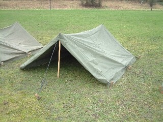 British Army 2 Man Bivvy Tent Super Grade