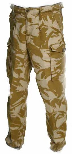 British Army Desert Trousers