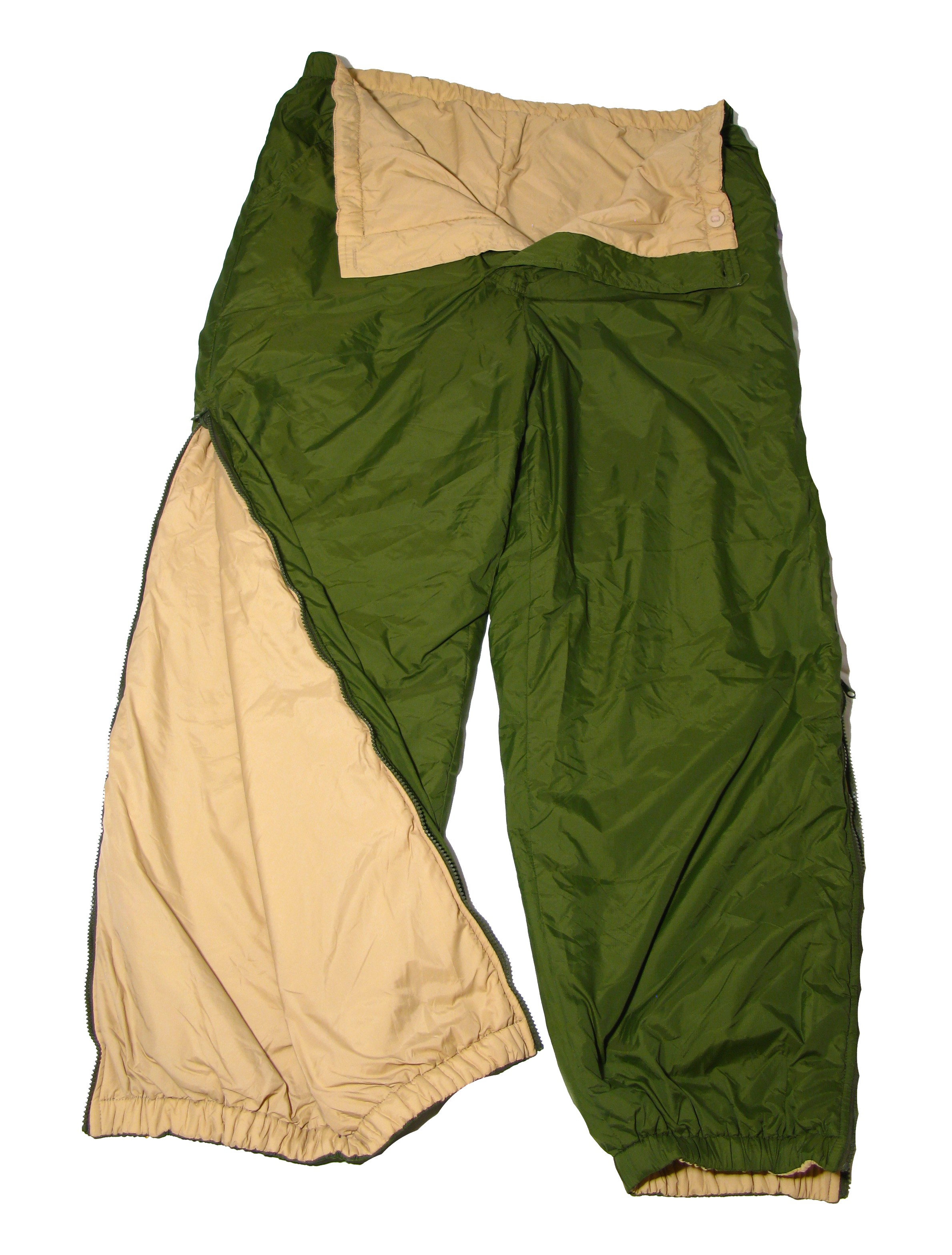 British Army Thermal & Reversible Trousers AKA Softie Trousers