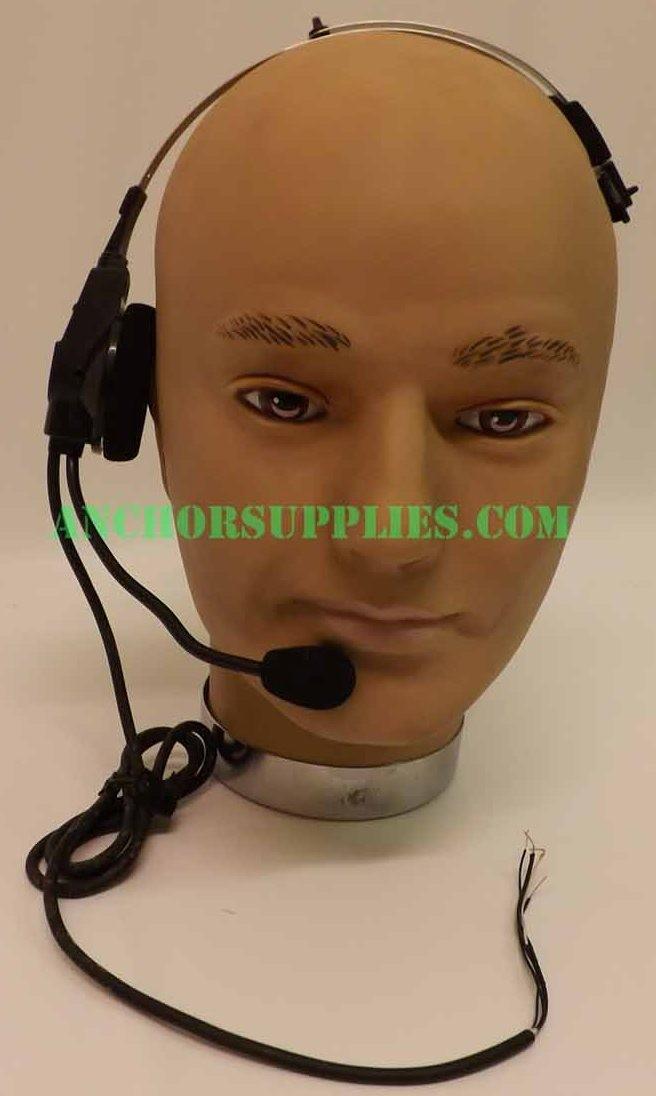 Headset & Boom Microphone