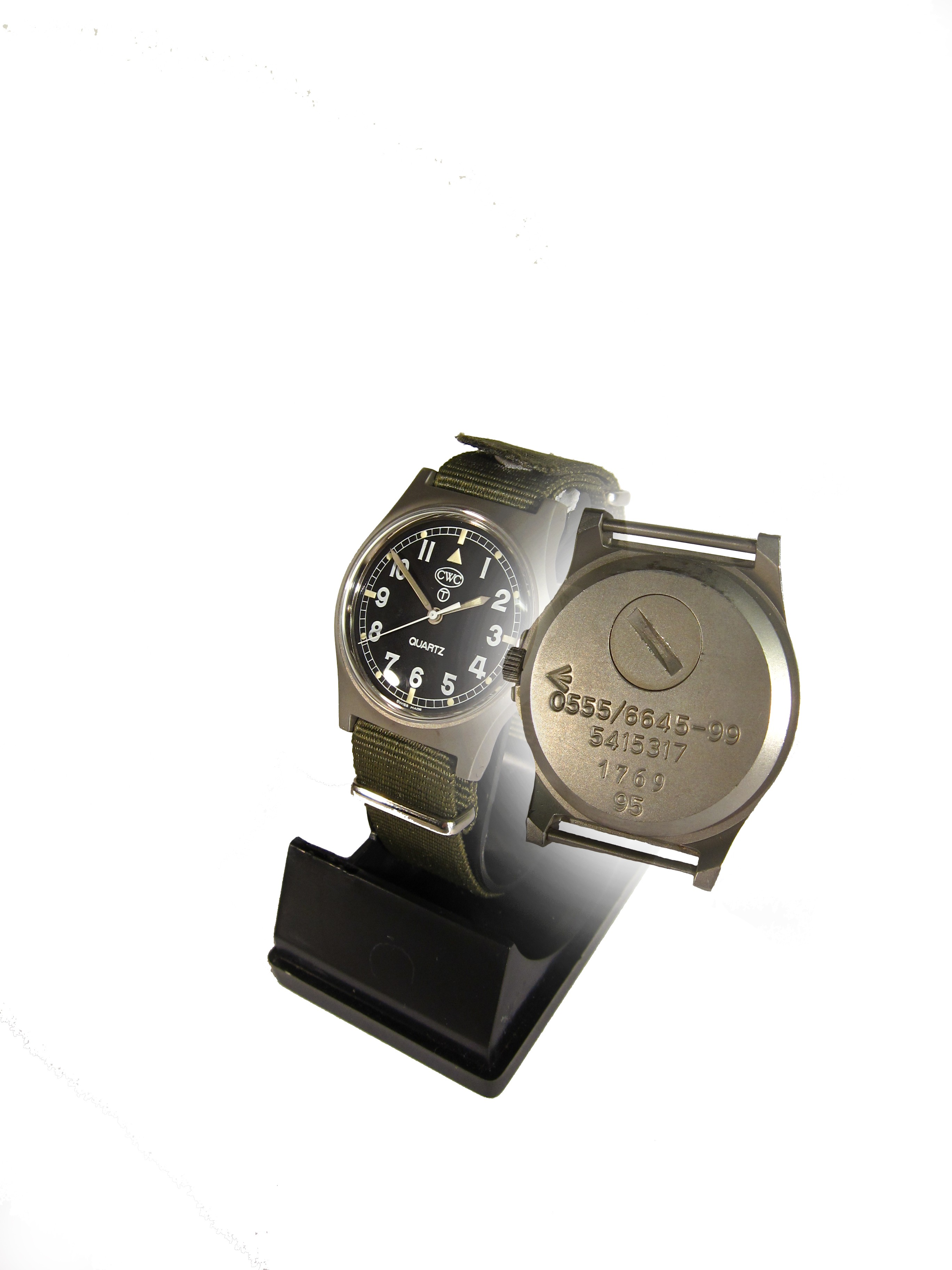 Genuine British Army CWC G10 Watch Quartz