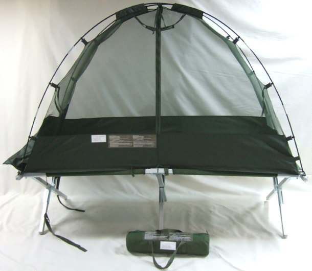 British Army Mosquito Net Cot Cover