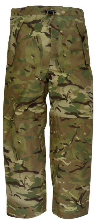 Ex British Army MTP Goretex Trousers