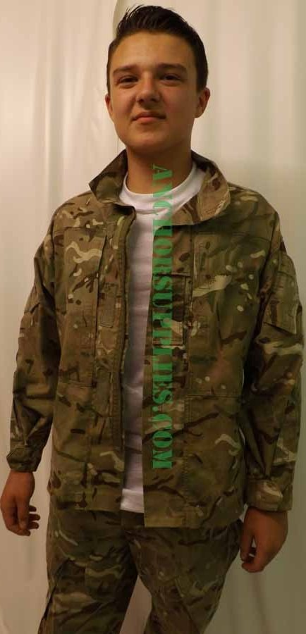 British Army MTP Combat Shirt