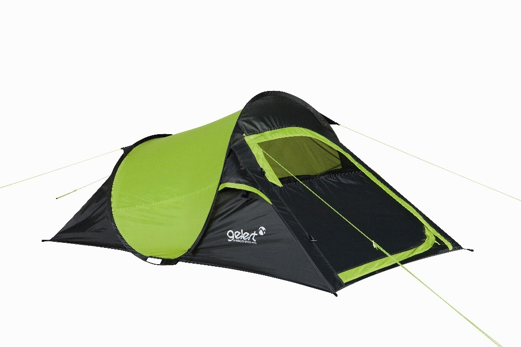gelert quick pitch 4 man tent
