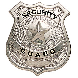 how to get a security badge