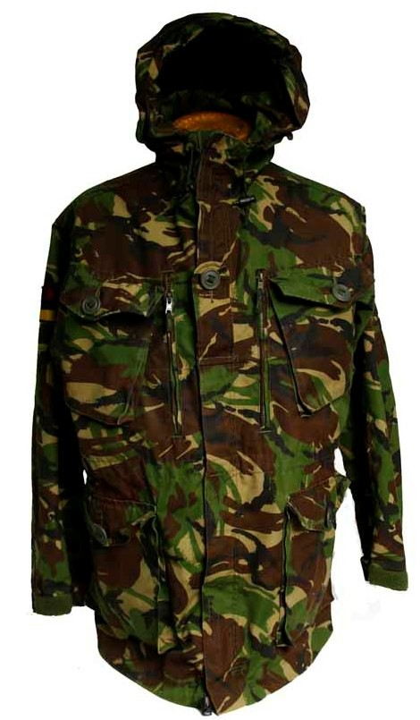 British Army DPM Windproof Jacket